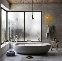 Best Inspirations To Design Luxury Apartment With Hot Tub 01