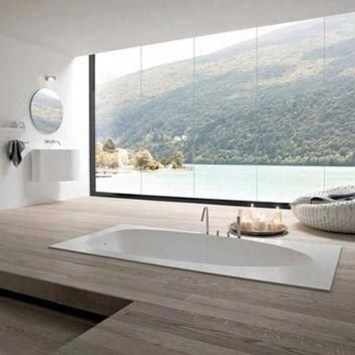 Best Inspirations To Design Luxury Apartment With Hot Tub 33