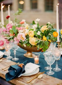 Easy And Natural Spring Tablescape To Home Decor Ideas 13