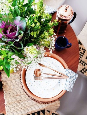 Easy And Natural Spring Tablescape To Home Decor Ideas 47