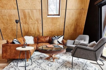 Elegant Scandinavian House Design Ideas With Wood Characteristics To Try 07