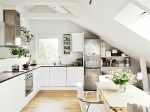 Elegant Scandinavian House Design Ideas With Wood Characteristics To Try 13