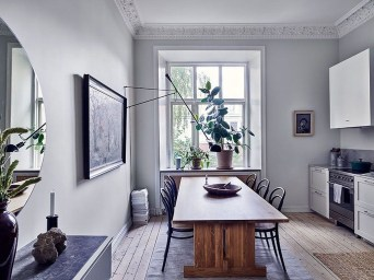 Elegant Scandinavian House Design Ideas With Wood Characteristics To Try 49