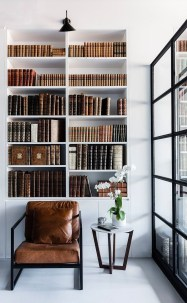 Fabulous Bookcase Decorating Ideas To Perfect Your Interior Design 02