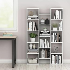 Fabulous Bookcase Decorating Ideas To Perfect Your Interior Design 10