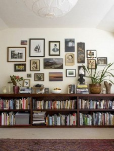 Fabulous Bookcase Decorating Ideas To Perfect Your Interior Design 11