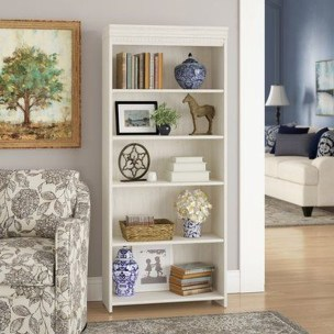 Fabulous Bookcase Decorating Ideas To Perfect Your Interior Design 30