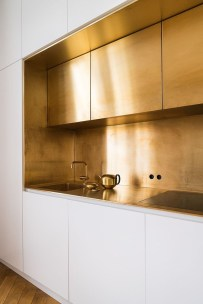 Fancy Gold Color Interior Design Ideas For Your Home Style To Copy 01