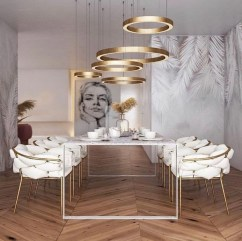 Fancy Gold Color Interior Design Ideas For Your Home Style To Copy 30