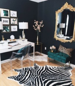 Fancy Gold Color Interior Design Ideas For Your Home Style To Copy 37