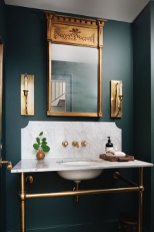 Fancy Gold Color Interior Design Ideas For Your Home Style To Copy 43
