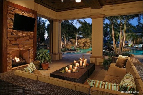 Favorite Outdoor Rooms Ideas To Upgrade Your Outdoor Space 29