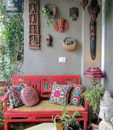 Gorgeous Colorful Bohemian Spring Porch Update For Your Inspire 10