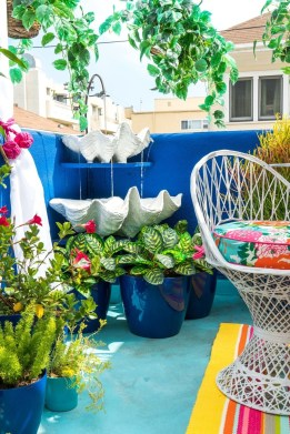 Gorgeous Colorful Bohemian Spring Porch Update For Your Inspire 17