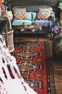 Gorgeous Colorful Bohemian Spring Porch Update For Your Inspire 31