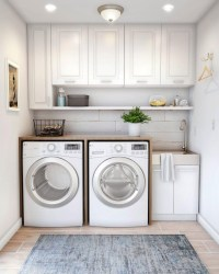 Inspiring Laundry Room Design With French Country Style 04