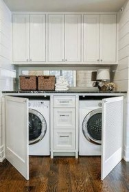 Inspiring Laundry Room Design With French Country Style 13
