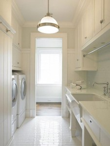 Inspiring Laundry Room Design With French Country Style 25