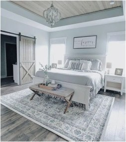 Perfect Choices Of Furniture For A Farmhouse Bedroom 02