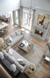 Popular Ways To Efficiently Arrange Furniture For Small Living Room 02