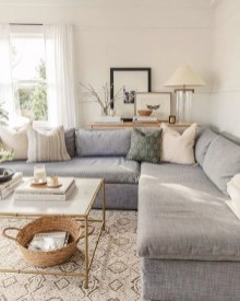 Popular Ways To Efficiently Arrange Furniture For Small Living Room 25