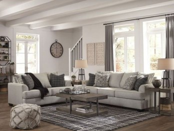 Popular Ways To Efficiently Arrange Furniture For Small Living Room 39