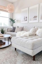 Popular Ways To Efficiently Arrange Furniture For Small Living Room 40