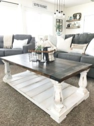 Rustic Farmhouse Table Ideas To Use In The Decor 22