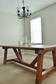 Rustic Farmhouse Table Ideas To Use In The Decor 37