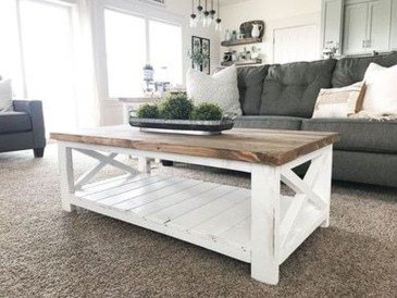 Rustic Farmhouse Table Ideas To Use In The Decor 38