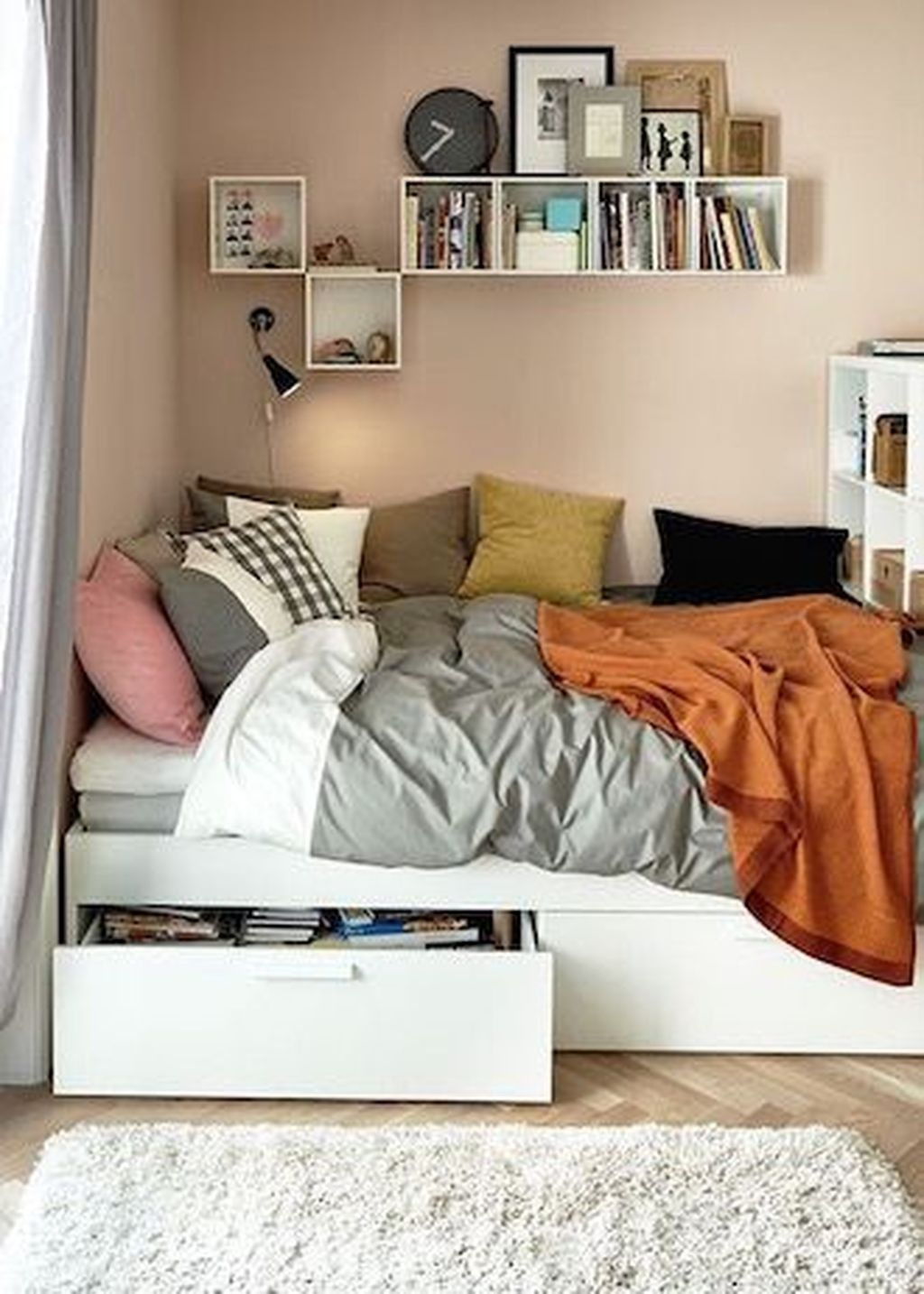 Smart Bedroom Storage Hacks That Will Enhance Your Sleep Space 38