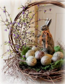 Stunning Easter Home Decoration Ideas That Everyone Will Love This Spring 01