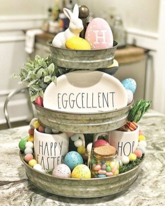 Stunning Easter Home Decoration Ideas That Everyone Will Love This Spring 18