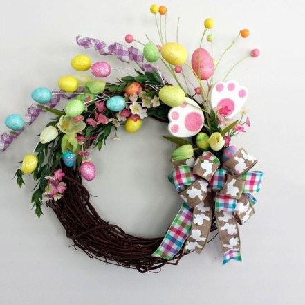 Stunning Easter Home Decoration Ideas That Everyone Will Love This Spring 44