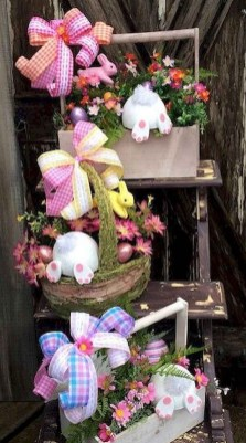 Superb Easter Indoor Decoration Ideas For Your Home 27