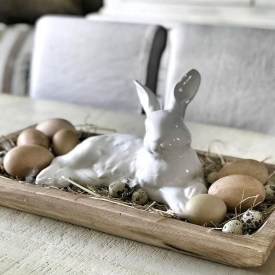 Superb Easter Indoor Decoration Ideas For Your Home 49