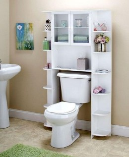 Astonishing Bathroom Design Ideas With Amazing Storage 10