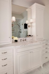 Astonishing Bathroom Design Ideas With Amazing Storage 13