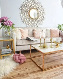 Cute Pastel Living Room Design Ideas That You Should Have 03