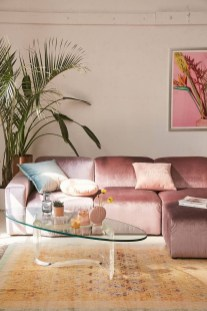Cute Pastel Living Room Design Ideas That You Should Have 05