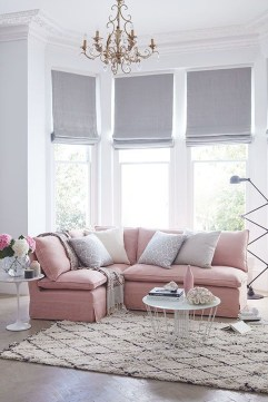 Cute Pastel Living Room Design Ideas That You Should Have 26