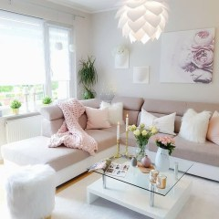 Cute Pastel Living Room Design Ideas That You Should Have 42
