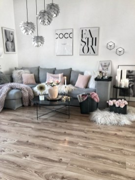 Cute Pastel Living Room Design Ideas That You Should Have 49