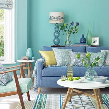 Cute Pastel Living Room Design Ideas That You Should Have 50