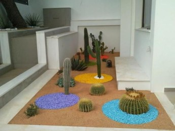 Elegant Indoor Rock Garden Ideas That Can Enhance Your Home Style 11