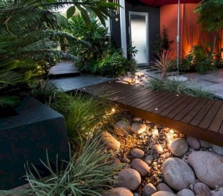 Elegant Indoor Rock Garden Ideas That Can Enhance Your Home Style 15