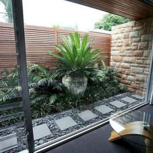 Elegant Indoor Rock Garden Ideas That Can Enhance Your Home Style 23