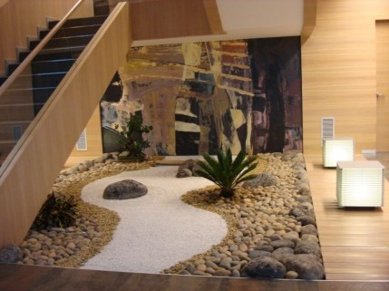 Elegant Indoor Rock Garden Ideas That Can Enhance Your Home Style 37