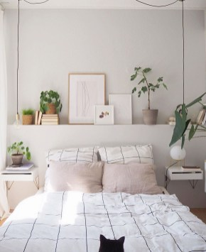 Minimalist And Simple Bedroom Decor Ideas That You Should Try 07