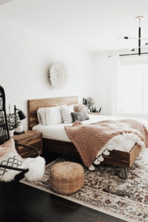 Minimalist And Simple Bedroom Decor Ideas That You Should Try 38